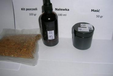 Prywatny: propolis-nalewka, maść